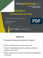 Generacion y Optimizacion