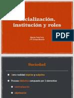 PPT Socialización