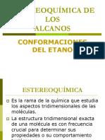 1-Estereoquímlllica alcanos