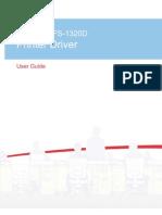 FS 1120 1320 Driver Install