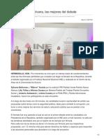 16/05/2018 Propuestas de Sylvana Las Mejores Del Debate