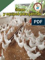 Instalaciones y Equipos Para Gallinas