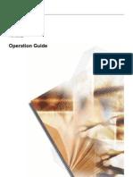 FS 1100 1300 Operations