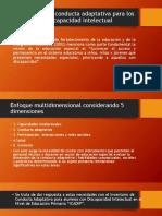 Inventario de La Conducta Adaptativa Para Los Alumnos.judithpptx