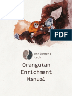 Orangutan Digital Enrichment System Manual