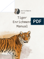 Tiger Digital Enrichment System Manual