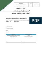 Procedimiento-Revision Por La Direccion