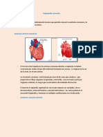 Angiografía Coronaria