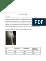 intsrument physics doc - google docs