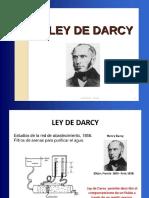 2- Mecánica de Fluidos Ley Darcy 7 Abril 18