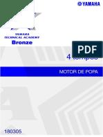 Yamaha - Motores de Popa 4 Tempos