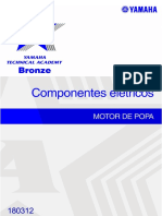 Yamaha - Componentes Elétricos