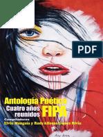 Antología Festival Internacional de Poesía FIPA Cuatro Años