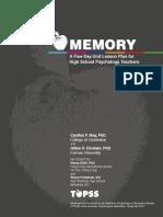 Memory. APA.pdf
