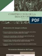 CONSTRUCCION DE LA IMAGEN URBANA