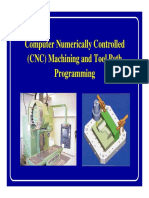 CNC MACHINING AND TOOL PATH PROGRAMMING PPT
