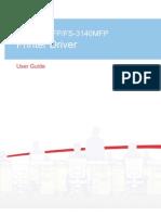 FS 3040 3140 Driver Install