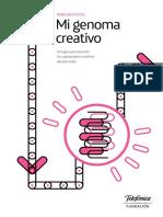 Escuelas Creativas - Ferran Adriá - Fundación Telefónica - 05 - Mi Genoma Creativo