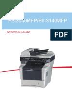 FS 3040 3140 Operation Manual