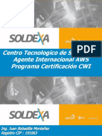 SOLDEX S.a Agente Internacional AWS