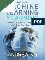 Machine Learning Yarning - Andrew Ng - 01 to 19