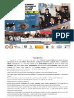 Informe I Encuentro Regional de Líderes Escolares Cajamarquinos El Sol Inca de Polloc