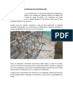 Defectos en Los Materiales de Construcción