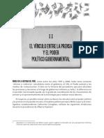 3.A. FOWKS EL VÍNCULO ENTRE LA PRENSA Y EL PODER POLÍTICO GUBERNAMENTAL