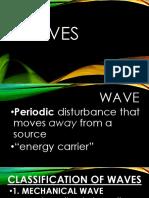 Waves- Grade 7