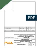 POOL-PO-AI-001 Rev. 0 General de Montaje de Instrumentos y Sistem