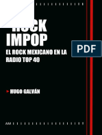 Rock Impop El Rock Mexicano en La Radio Top 40