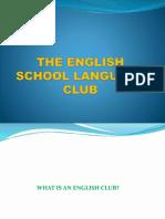 The English School Language Club