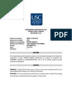 Consultorio Informe Civil Yudeydddd