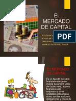 El Mercado de Capital Ppt