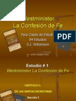 CFW Capitulo01 Escrituras Williamson