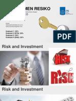 1 ANALISIS Dan Man Resiko - Review MatKeu Dan Investasi