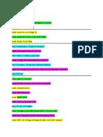 Script Mandrin Level3