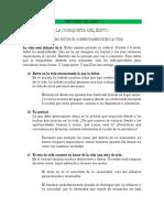 La Conquista Del Éxito - Braulio Pérez