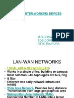 LAN Fundamentals