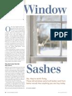 Windows Restoration