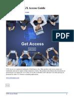 InfoExpress CGX Access Guide-V2.0