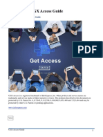 InfoExpress CGX Access Guide-V2.0