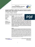 Unnes Journal of Mathematics Education A