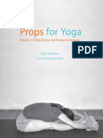 Props for Yoga Volume 2 Sittin