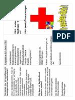 Flyer DRK Bereitschaft PDF
