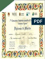 """7° Concorso Internazionale di Musica """"Antonio Tepore"""""""