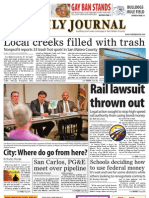 0922 issue of the Daily Journal