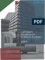 Laporan Keuangan Audited Wika Beton 2017