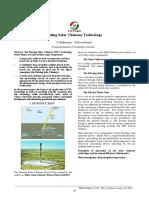 2015_floating Solar Chimney Technology- Muthusamy Pravin Kumar