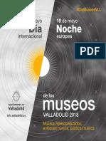 Dia y Noche Museos 2018